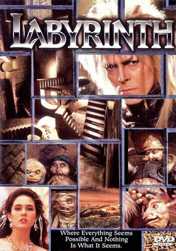 Labyrinth (1986 David Bowie) DVD NEW