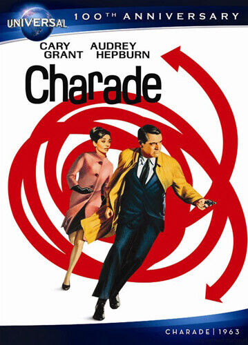 Charade DVD NEW