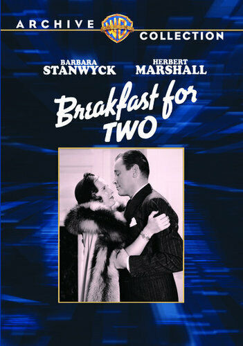 Breakfast for Two (1937) DVD NEW