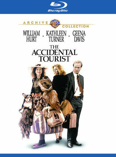 The Accidental Tourist BLU-RAY NEW