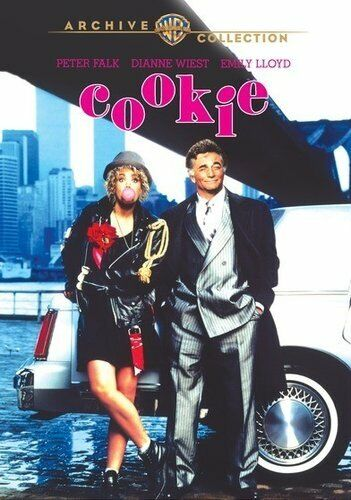 Cookie (1989 Peter Falk) DVD NEW