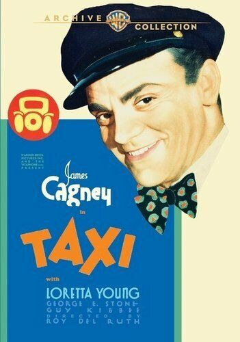 Taxi (1932 James Cagney) DVD NEW