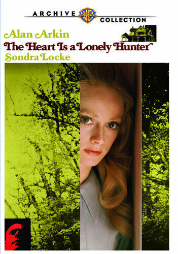 The Heart Is a Lonely Hunter (1968) DVD NEW
