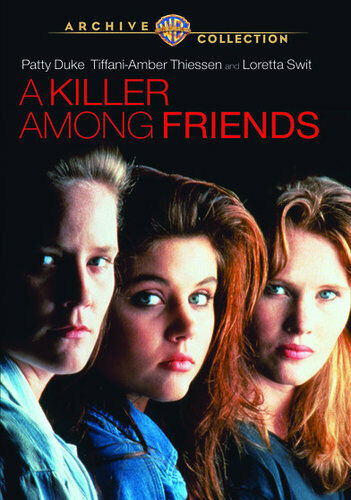A Killer Among Friends (Friends to the End) DVD NEW
