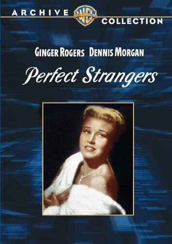 Perfect Strangers (1950 Ginger Rogers) DVD NEW
