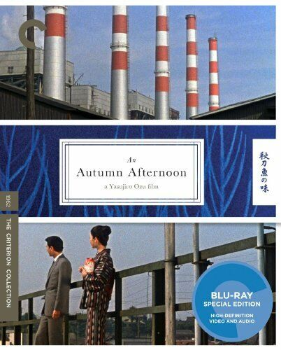 An Autumn Afternoon (The Criterion Collection, Mastered in 4K) BLU-RAY NEW