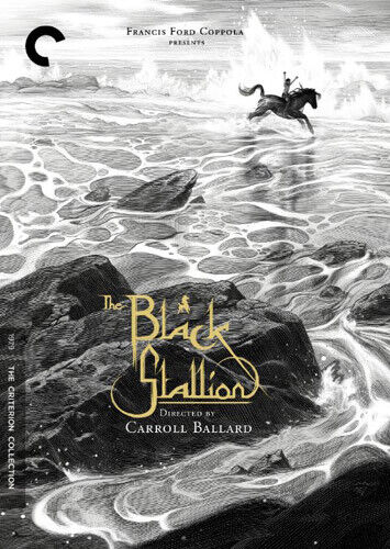 The Black Stallion (1979) (The Criterion Collection, 2 Disc) DVD NEW