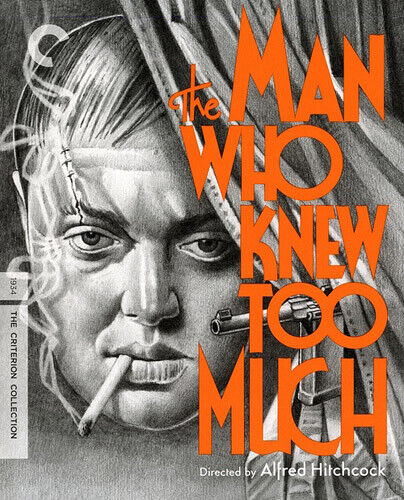 The Man Who Knew Too Much (1934 Leslie Banks) (Criterion Collection) BLU-RAY NEW