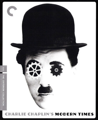 Modern Times (The Criterion Collection) BLU-RAY NEW