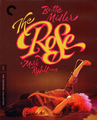The Rose (1979 Bette Midler) (The Criterion Collection, 4K) BLU-RAY NEW