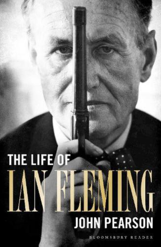 The Life of Ian Fleming by John Pearson (English) Paperback Book Free Shipping!