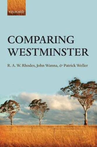 Comparing Westminster by R.A.W. Rhodes (English) Paperback Book Free Shipping!