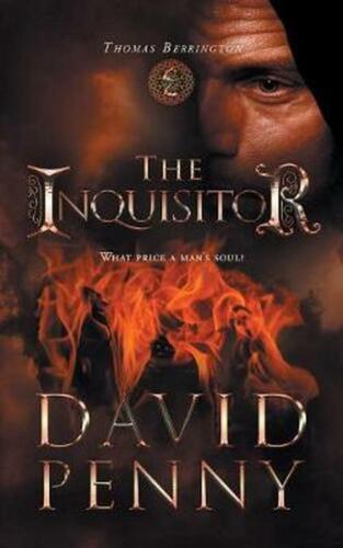 The Inquisitor by David Penny Paperback Book Free Shipping!