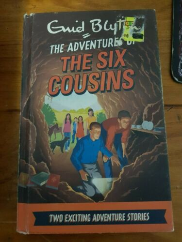 Enid Blyton The Adventures of The Six Cousins  Two Books in One  2014