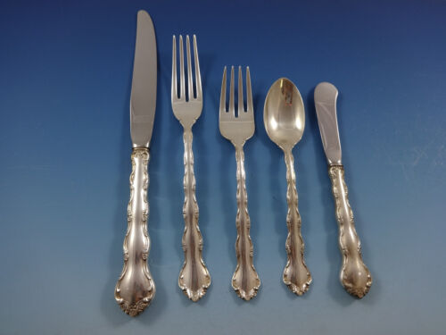 Tara by Reed and Barton Sterling Silver Flatware Set For 8 Service 44 Pieces