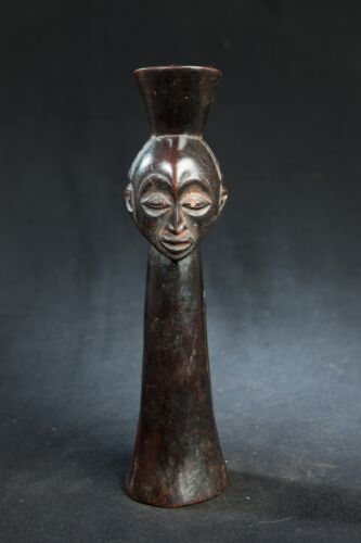 Bemba Power Staff, D.R. Congo, Zambia, African Tribal, African Sculpture