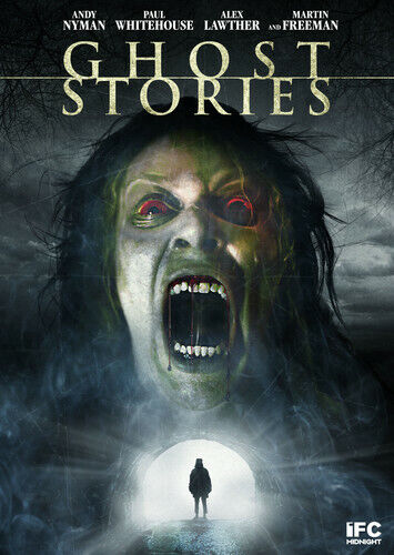 Ghost Stories (2017) DVD NEW