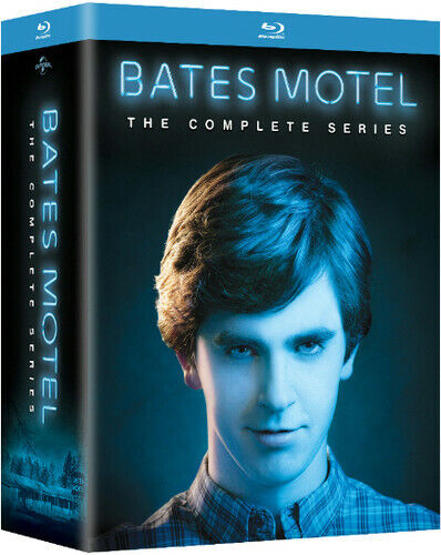 Bates Motel: The Complete Series (10 Disc) BLU-RAY NEW