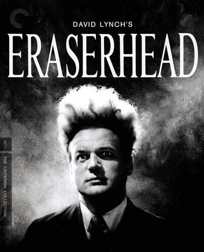 Eraserhead (The Criterion Collection, Mastered in 4K) BLU-RAY NEW