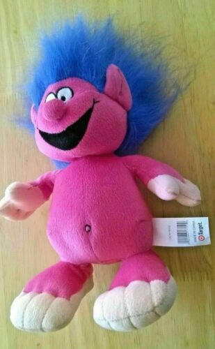 Oggz Sprout Plush Commonwealth Toy Pink Troll Mother Nature's Helper Target 9""