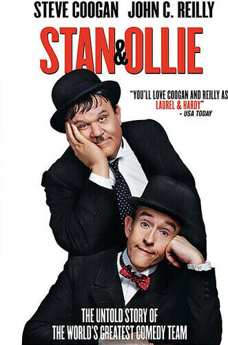 Stan & Ollie (REGION 1 DVD New)
