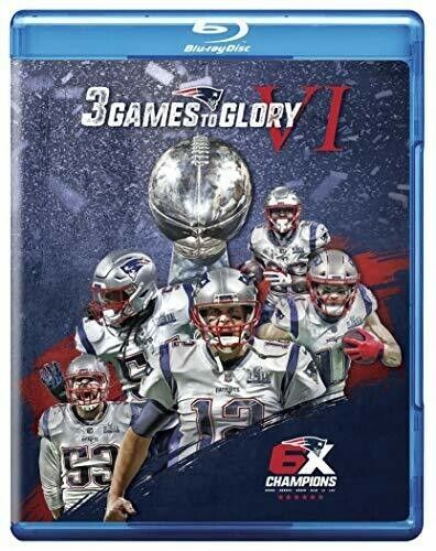 3 Games To Glory Vi (REGION A Blu-ray New)