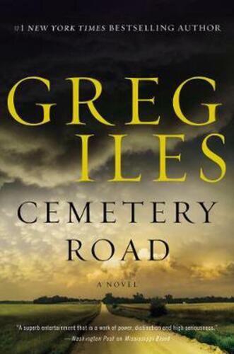 Cemetery Road by Greg Iles (English) Hardcover Book Free Shipping!