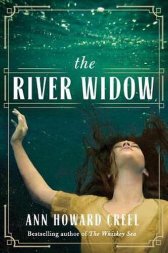 The River Widow by Ann Howard Creel (English) Paperback Book Free Shipping!