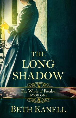 The Long Shadow by Beth Kanell (English) Hardcover Book Free Shipping!