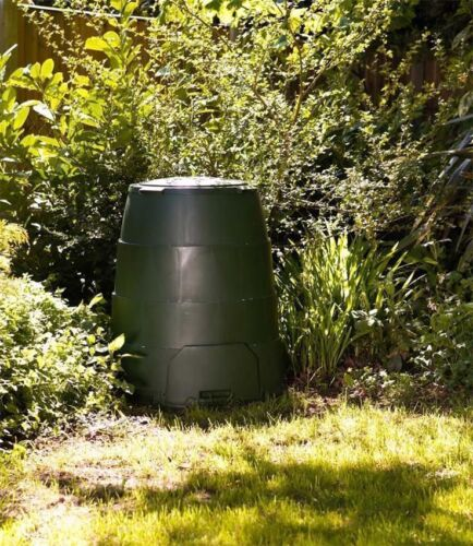 The Green Johanna - Hot Composting System from Sweden