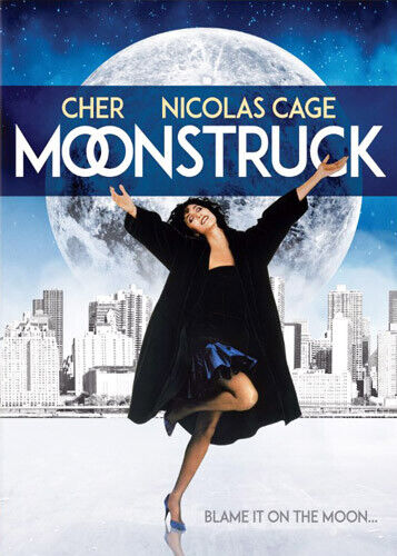 Moonstruck DVD NEW