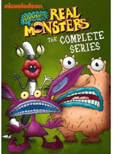 Aaahh!!! Real Monsters: The Complete Series (8 Disc) DVD NEW