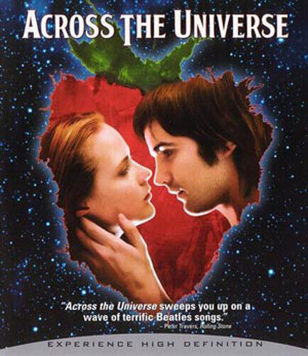 Across the Universe BLU-RAY NEW