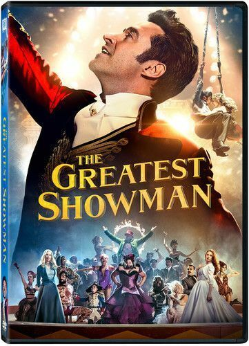 The Greatest Showman DVD NEW