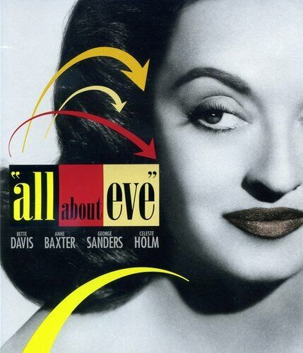 All About Eve BLU-RAY NEW