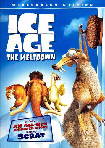 Ice Age 2: The Meltdown DVD NEW