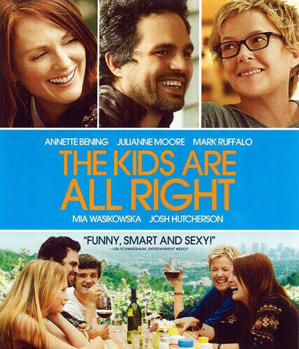 The Kids Are All Right BLU-RAY NEW