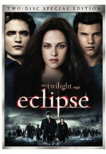 The Twilight Saga: Eclipse (2 Disc, Special Edition) DVD NEW