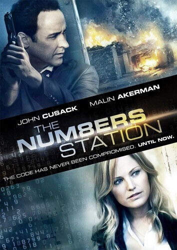 The Numbers Station DVD NEW