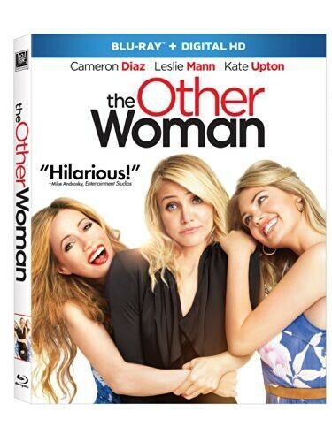 The Other Woman (2014 Cameron Diaz) BLU-RAY NEW
