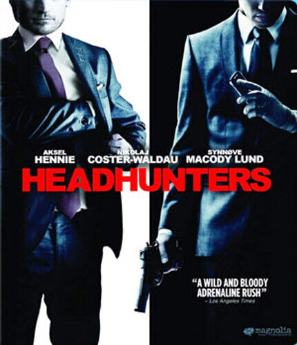 Headhunters BLU-RAY NEW