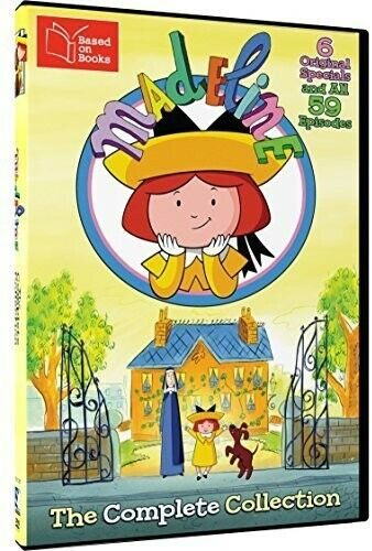 Madeline (1989): The Complete Series Collection (6 Disc) DVD NEW