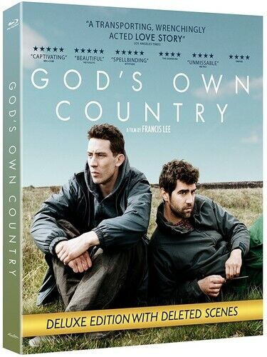 God's Own Country (Deluxe Edition) BLU-RAY NEW