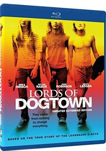 Lords of Dogtown (Extended Cut, Unrated) BLU-RAY NEW