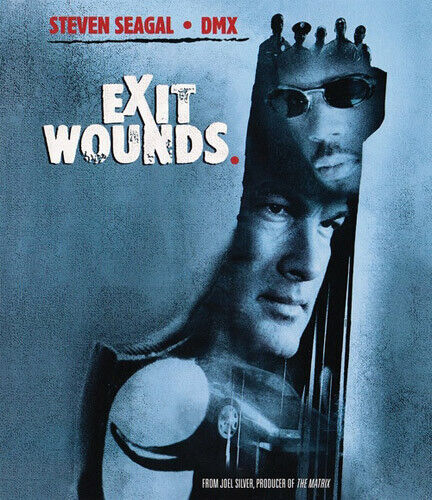 Exit Wounds BLU-RAY NEW
