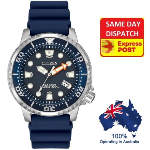 Citizen Promaster Eco-Drive BN0150-28E Mens Marine 200M Divers Watch Solar Power <br/> ✅ONLY $264 CODE PLAY100 ✅FREE EXPRESS SAME DAY POST