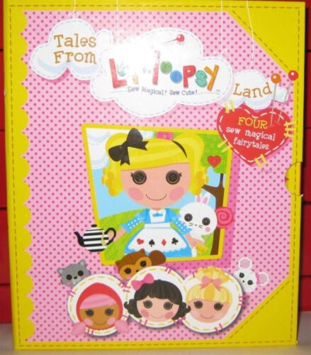 LALALOOPSY TALES FROM LALALOOPSY LAND , 4 BOOK SET IN SLIPCASE ** BRAND NEW