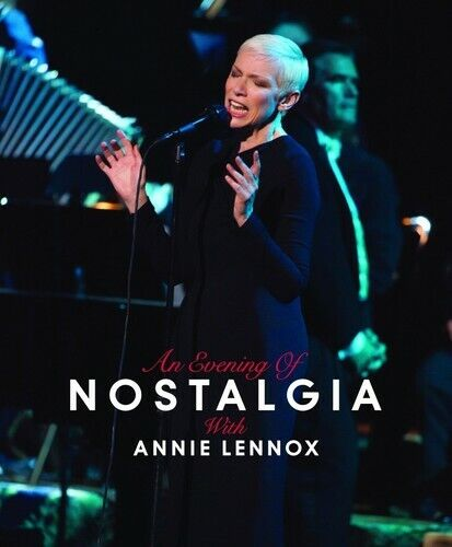 Annie Lennox: An Evening of Nostalgia with Annie Lennox BLU-RAY NEW