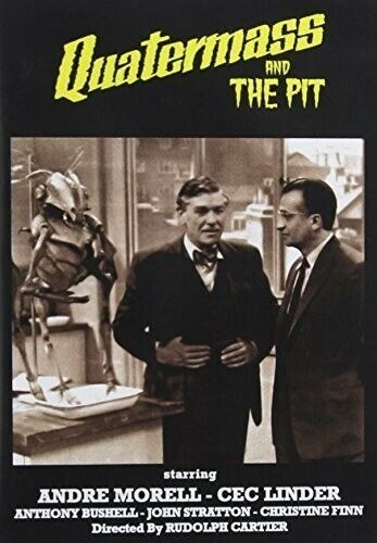Quatermass and the Pit DVD NEW