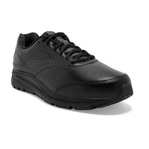 LATEST RELEASE | Brooks Addiction Walker 2 Leather Mens Walking Shoes (2E) (O72)